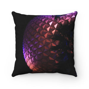 Epcot Pillow