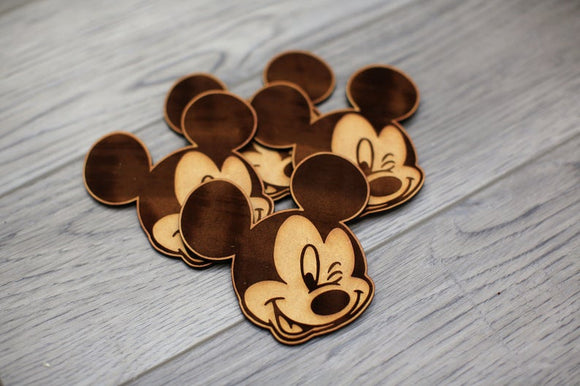 Mickey Mouse Wink Coasters