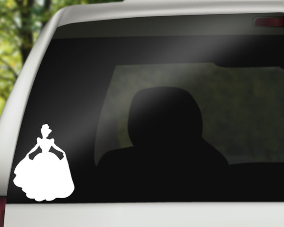 Cinderella Decal