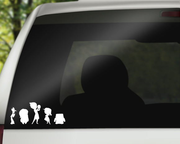 Inside Out Decal