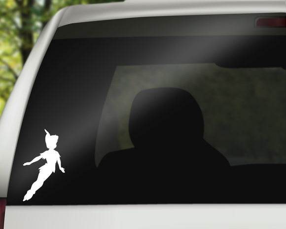 Peter Pan Decal