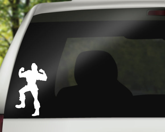Gaston Decal