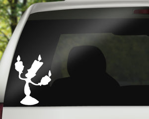Lumiere Decal