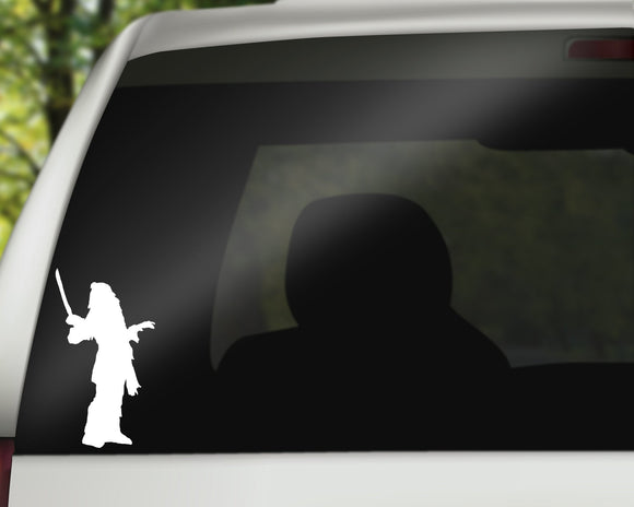 Jack Sparrow Decal