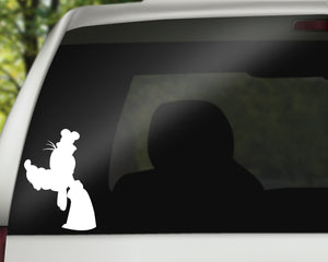 Goofy Decal