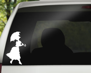 Jane Decal