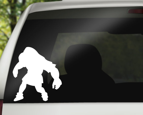 Quasimodo Decal