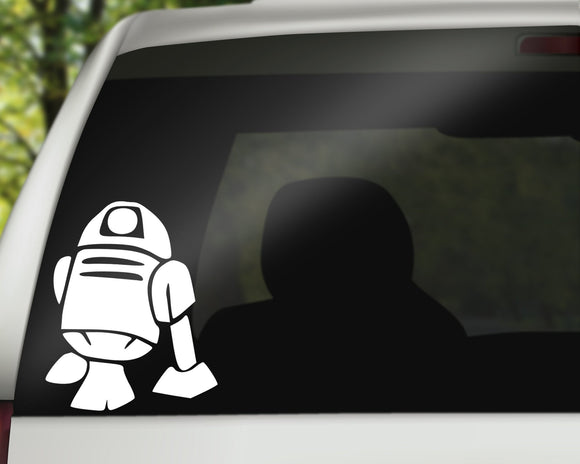 R2D2 Decal