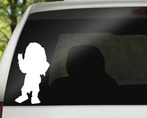 Sweetums Decal