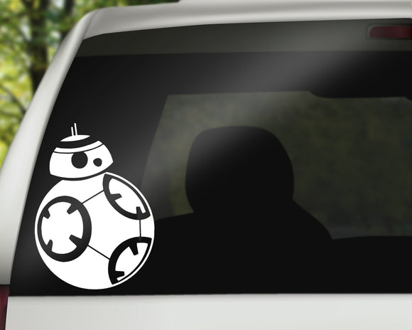 BB8 Decal