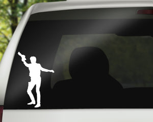 Han Solo Decal
