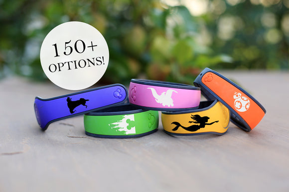 Magic Band Decals*