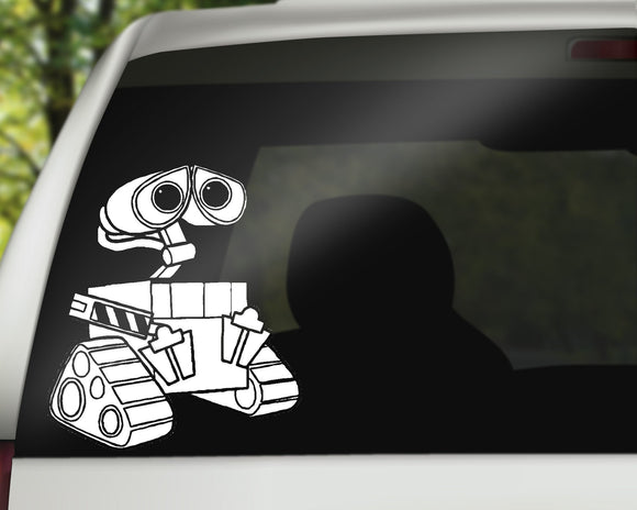 Wall-e Decal