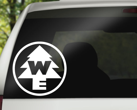 Wilderness Explorer Decal