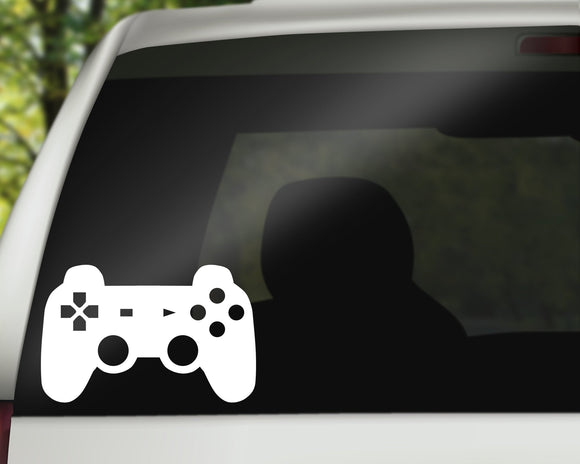 Gamer Decal