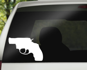 Revolver Decal