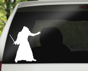 Kylo Ren Decal