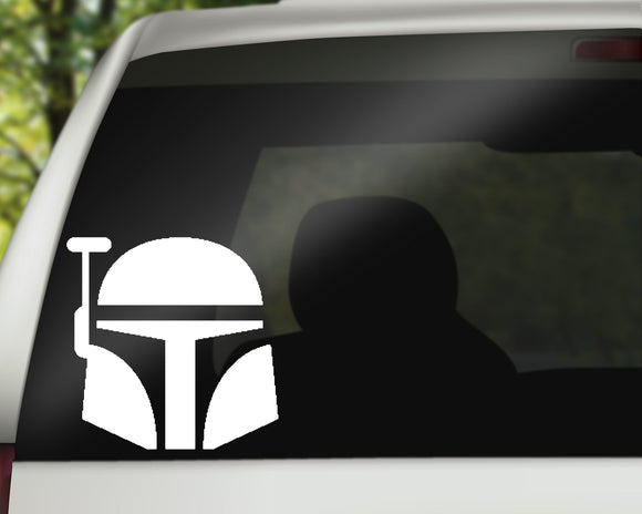 Mandalorian Decal