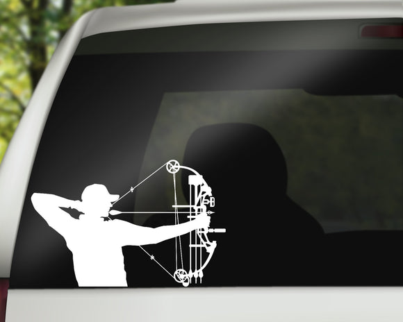 Bow Decal