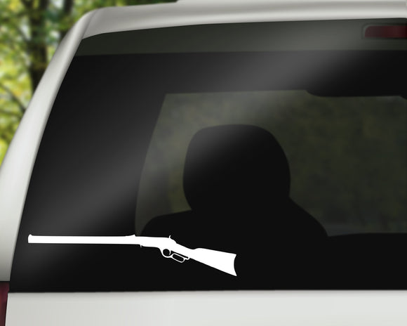 Shotgun Decal