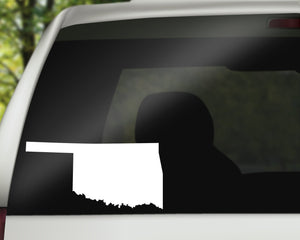 Oklahoma State Decal