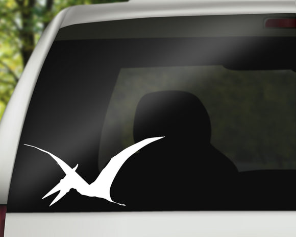 Pterodactyl Decal