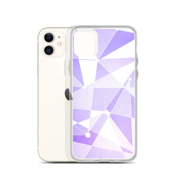 Purple Wall Phone Case