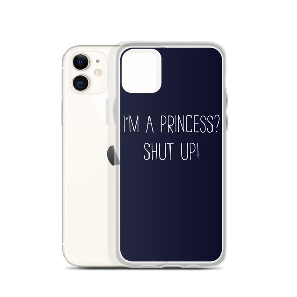 Shut Up Phone Case