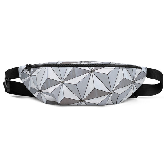 Spaceship Earth Fanny Pack