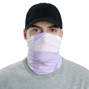 Purple Wall Face Mask