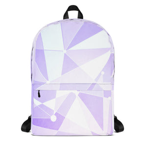 Purple Wall Backpack