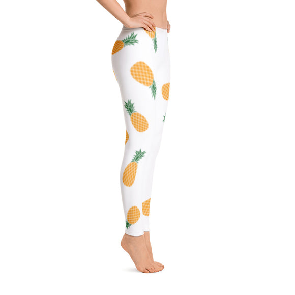 Dole Whip Pineapple Leggings