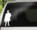 Prince Naveen Decal