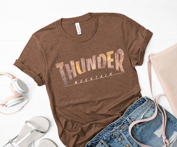 Big Thunder Mountain Shirt