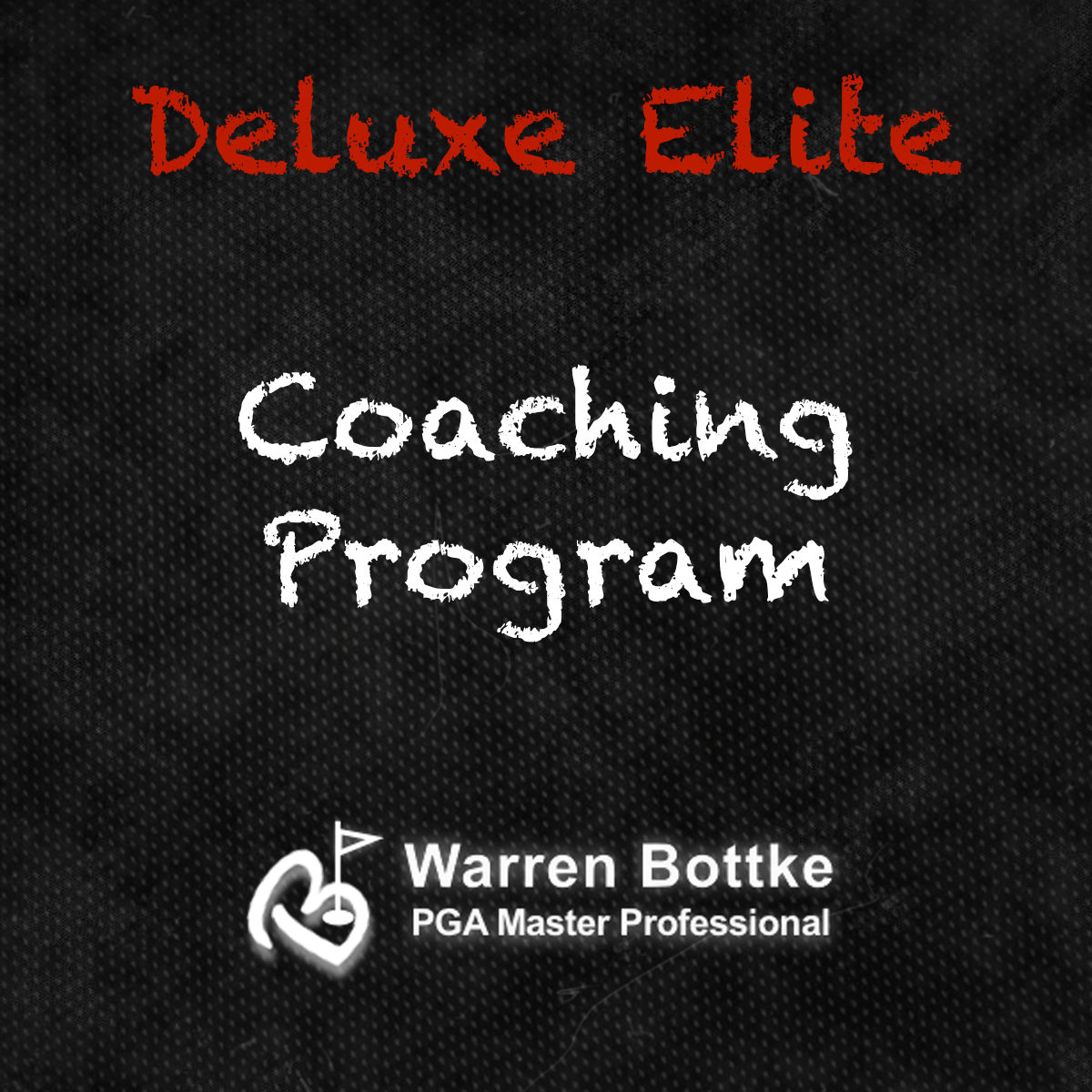 Deluxe Elite Coaching Program