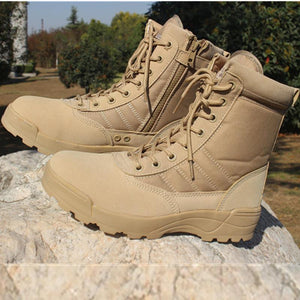 55% OFF-Special Force Tactical Desert Combat Men's Ankle Boots