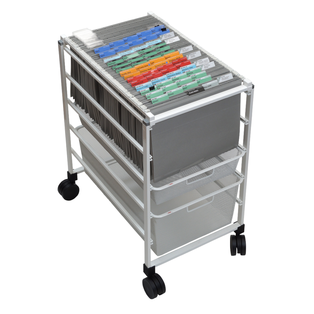 Home 1/5 Tab Filing System, Ready-Made