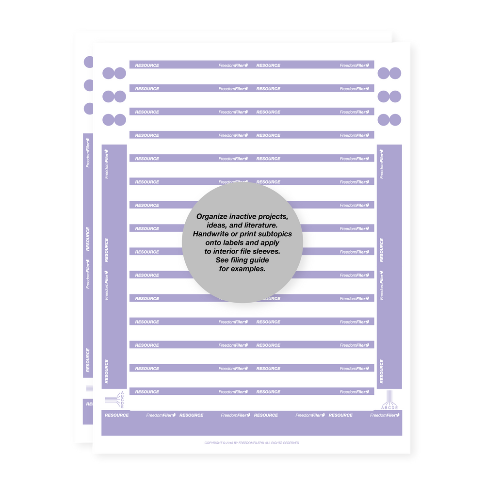 Home Interior File Filing System Extension