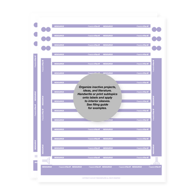 Self-Employed Interior File Filing System Extension