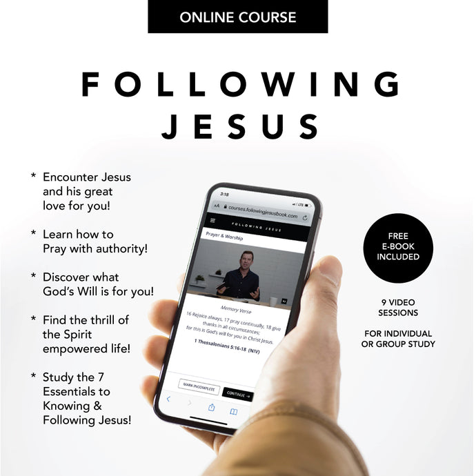 3 Key Ways Churches Are Using the Following Jesus Course for New Believers!