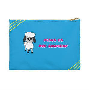 Jesus Is our Shepherd | Pencil Pouch