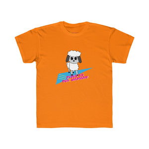 Jesus Is My Shepherd | Kids Regular Fit Tee