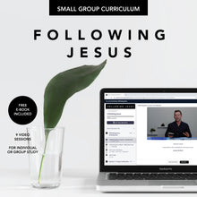 Load image into Gallery viewer, Following Jesus | Small Group Curriculum