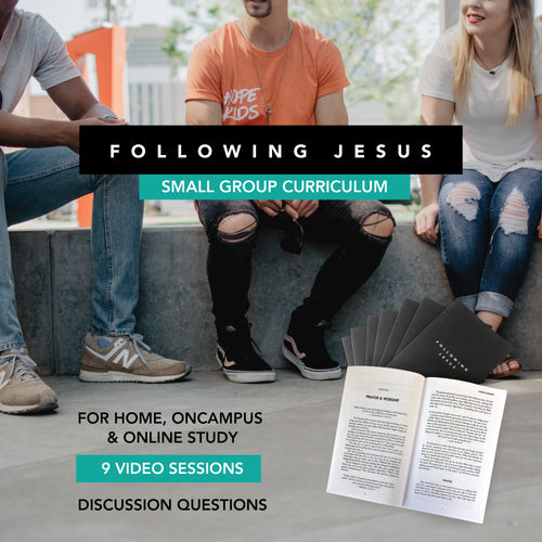 Following Jesus | Small Group Curriculum