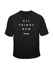 Load image into Gallery viewer, Water Baptism T-Shirt | ALL THINGS NEW
