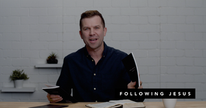 Following Jesus Online Course