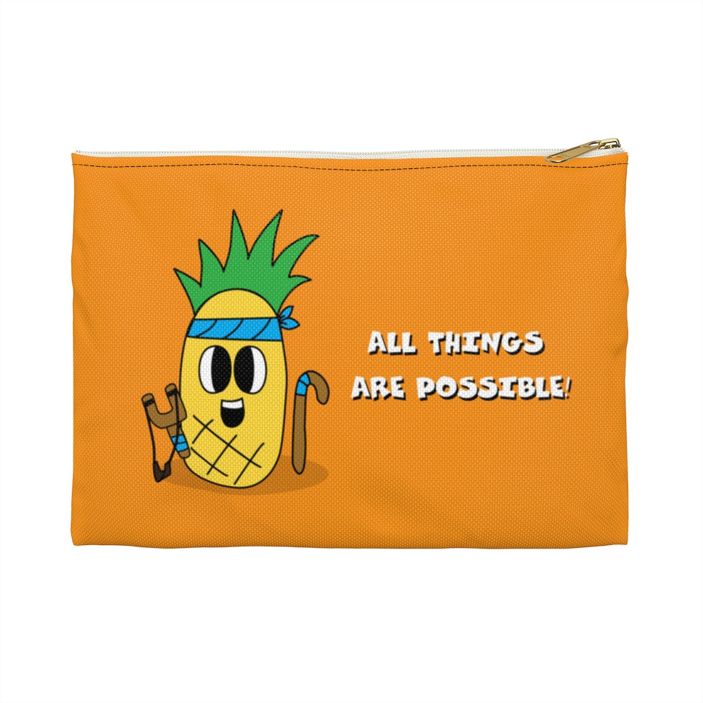 All Things Are Possible | Pencil Pouch