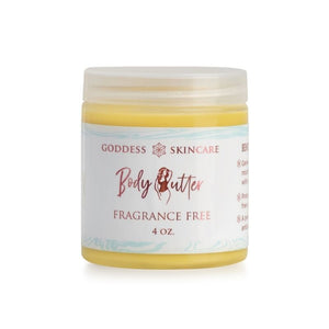 Fragrance Free Body Butter