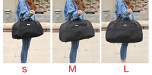 Load image into Gallery viewer, Leather Travel Bag