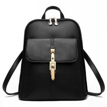 Load image into Gallery viewer, Chic Leather Purse Backpack